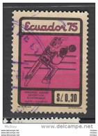 Équateur, Ecuador, Boxe - Pugilato