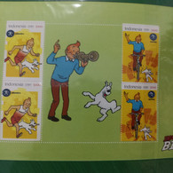Indonesia Prisma Tintin #4 - Indonésie