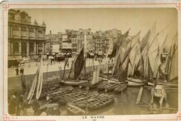 76 - Le Havre : Photo - L' Anse Des Pilotes - Haven