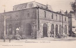 Clermont Ferrand La Halle Au Blé Carte Précurseur - Clermont Ferrand