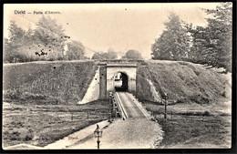 Diest   -   Porte  D'Anvers . - Diest