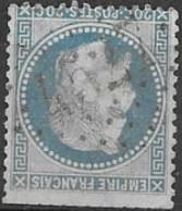 TP29,obl.GC4527,Taussac(CANTAL),ind.12 - 1849-1876: Période Classique