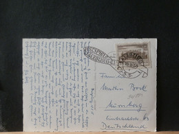 94/880A  CP AUTRICHE  1955  OBL. - 1945-60 Lettres