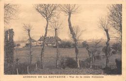 SALLENELLES - Auberge De La Sauvagine - Vue De La Route Nationale - Other Municipalities