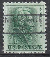 USA Precancel Vorausentwertungen Preos, Locals Indiana, New Castle 839 - Vorausentwertungen
