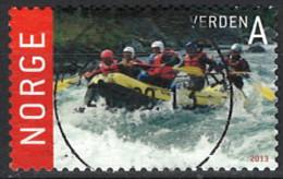 Norwegen Norway 2013. Mi.Nr. 1813, Used O - Gebraucht