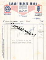 26 0987H ROMANS DROME 1962 GARAGE MARCEL JUVEN 27 à 30 Rue Palestro - POIDS LOURD BERLIET WESTIN GHOUSE - 1900 – 1949