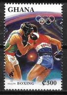 GHANA   N° 1766   * *  JO 1996  Boxe - Pugilato