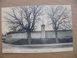 Cpa LA CHAPELLE DE GUINCHAY Notre Dame Des Vignes  71 Saône Et Loire - Other Municipalities