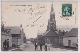 RUE-DES-VIGNES (Nord) - L'Eglise - Autres Communes