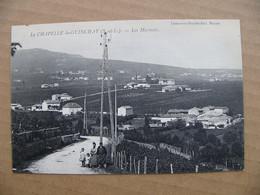 Cpa LA CHAPELLE DE GUINCHAY Les Marmets  71 Saône Et Loire - Other Municipalities
