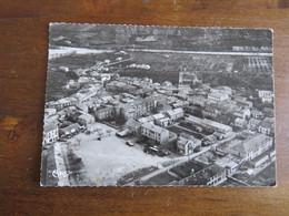 LARAGNE (Htes-Alpes) 11843 A- Vue Générale Aérienne Sur La Ville Et La Vallée Deu Buech - Other Municipalities