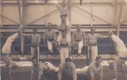 482034Gymnastiek, Jaren '20.(FOTO KAART)(linksonder Een Vouw.) - Gymnastique