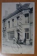 Bonsecours-Péruwelz  Café Boucherie Liloise - Restaurant Propr. Bargibant-Lep... - Peruwelz