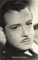 Fernand Gravey Teddy PIAZ RV - Acteurs
