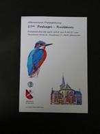Buzin Ijsvogel Postzegelruilbeurs A5 - 1985-.. Uccelli (Buzin)