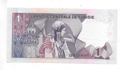 *tunisia 1 Dinar 1972  67a - Tunisia