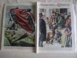 # DOMENICA DEL CORRIERE N 17 -1957 EUGENIA BARRUERO  / SOPHIA LOREN / LOCOMOTIVA NELL'OGLIO - Prime Edizioni