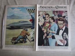 # DOMENICA DEL CORRIERE N 20 -1957 MERANO LA PRIMA SPOSA D'ITALIA / DORIS DAI - Prime Edizioni