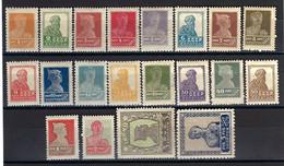 ⭐ Russie - YT N° 246 à 265 * - Neuf Avec Charnière - - 1923 / 1935 ⭐ - Nuevos