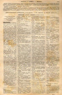 ANNUAIRE - 45 - Département Loiret - Année 1899 - édition Didot-Bottin - 34 Pages - Telefonbücher