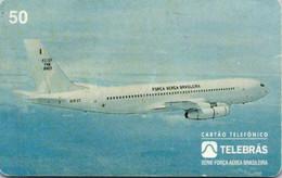 (29-09-2021) Phonecard - Brazil - (1 Phonecard)  Aircraft - Aerei