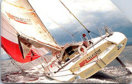 (29-09-2021 A) Phonecard - Italy  - (1 Phonecard) Sail Ship - Telecom - Barche