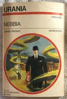 Nebbia Di James Herbert,  1976,  Mondadori - Fantascienza E Fantasia