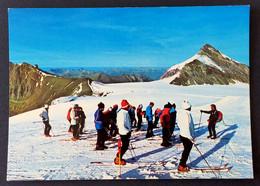1166/CPM - Suisse - Glaciers Des Diablerets - Ski D'été - Groupe De Skieurs - VD Vaud