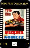 (29-09-2021 B) Phonecard - Italy ??  - (1 Phonecard) Cinema - Cinema