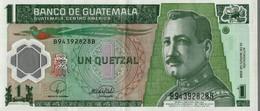 BILLET GUATEMALA - Guatemala