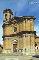 (R059) - CROVA (Vercelli) - Parrocchia Di San Pietro - Vercelli
