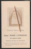Zuster, Soeur, 1906, Joséphine Schaep, Bruxelles - Santini