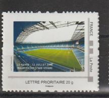 Le Havre 2012 Timbramoi Inauguration Du Stade Océane Neuf - Personalizzati (MonTimbraMoi)