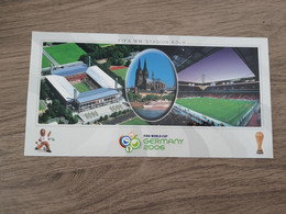 Koln Stade Rheinstadion Réf W-0120 Germany 2006 - Zonder Classificatie