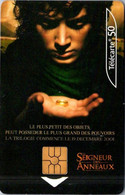 (29-09-2021 B) Phonecard -  France - (1 Phonecard) Movie - Seigneurs Des Anneaux - Lords Of The Rings - Cinema