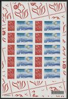 TP Personnalisés F3802 Ab COTE 110 € Feuillet Autoadhésif Marianne De Lamouche Neuf ** (MNH) Qualité TB - Personalized Stamps
