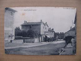 Cpa Pontanevaux ( La Chapelle De Guinchay ) Sans Légende Saône Et Loire 71 - Other Municipalities