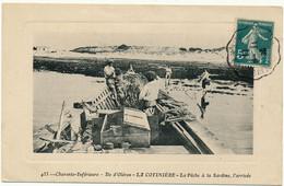LA COTINIERE - La Pêche à La Sardine - Ile D'Oléron