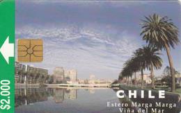 PHONE CARD CILE (E79.21.7 - Cile