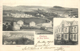 Luxembourg - Oberkorn Mit Berg Rathem - Autres