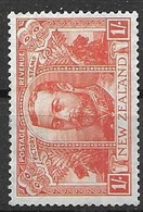 New Zealand Mh * 1920 40 Euros - Unused Stamps