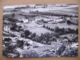 Cpsm  1960 Pontanevaux ( La Chapelle De Guinchay ) Vue Aérienne  Saône Et Loire 71 - Other Municipalities