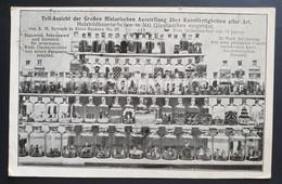 """Deutsches Reich 1927, Postkarte KAMENZ(SACHSEN) """"Kunstfertigkeiten"""" - Covers & Documents"""