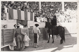 VIC FEZENSAC - 19 AOUT 1948 - CONCHITA CINTRON- JULIAN MARIN -EL CHAOUI -CHRISTIAN LESCAUT - Sports