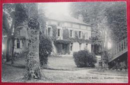 Manoir D'AILLY  Par Gaillon  -   Eure  -  27 - Autres Communes