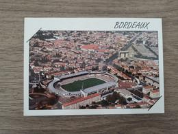Bordeaux Stade Lescure Réf 334064 - Zonder Classificatie