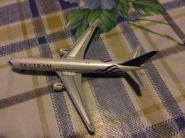 HERPA 1:500 ALITALIA SKY TEAM BOEING 767  ! - Non Classificati