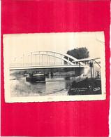 VAILLY SUR AISNE - 02 - Le Canal  - PENICHE Au 1er Plan - Légère Déchirure - DAG2 - - Autres Communes