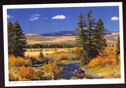 AK 001170 USA - Wyoming - Wind River Bei Dubois - Other